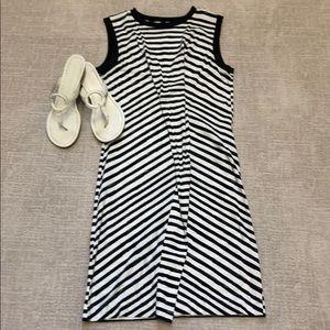 Marc Jacobs Painter Stripe Dress